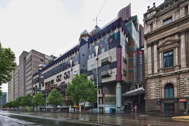 RMIT Building 8, 368 Swanston Street, Melbourne, NSW, Australia