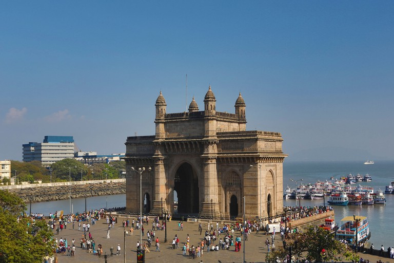 India, South India, Asia, Maharashtra, Mumbai, Bombay, City, Colaba, District, Gateway Of India, South India, Building, Gateway,