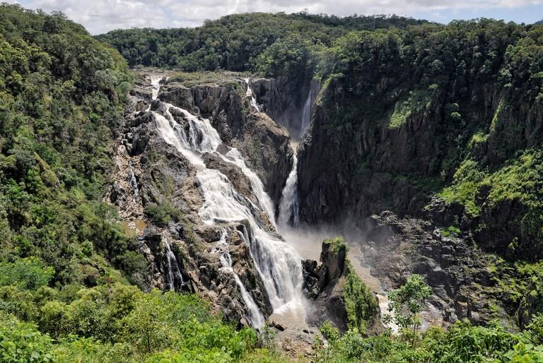 Barron Falls, Barron Gorge National Park, Kuranda, Queensland, Australia