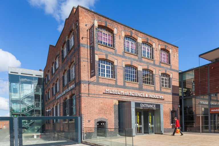 England, Manchester, Museum of Science and Industry aka MOSI