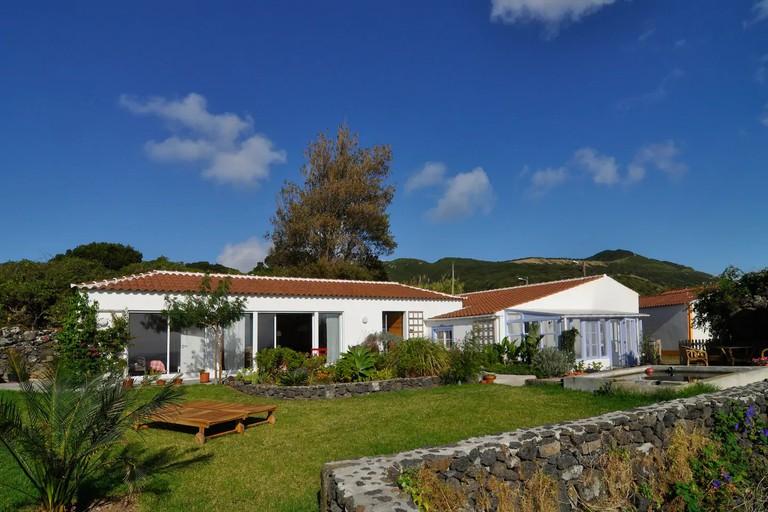Enchanting Villa Near the Sea with Panoramic View, Luz, Graciosa, Azores