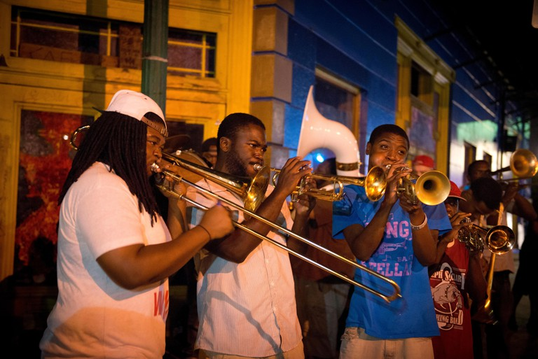 Frenchmen Street. New Orleans, Louisiana