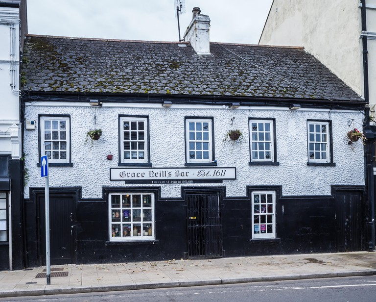 Grace Neill's Bar in Donaghadee