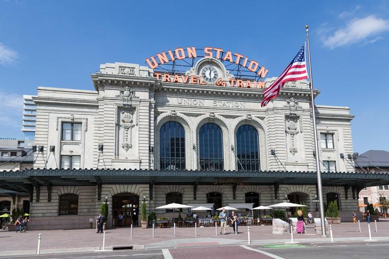 Union Station, Lower Downtown, Denver, Colorado, USA