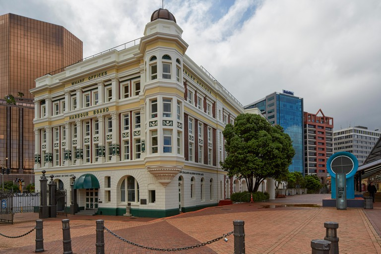 New Zealand Academy of Fine Arts, Wellington, New Zealand