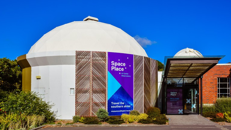 Space Place Museum - Housed in Carter Observatory, Space Place features shows that include a live presentation of the night sky over New Zealand.