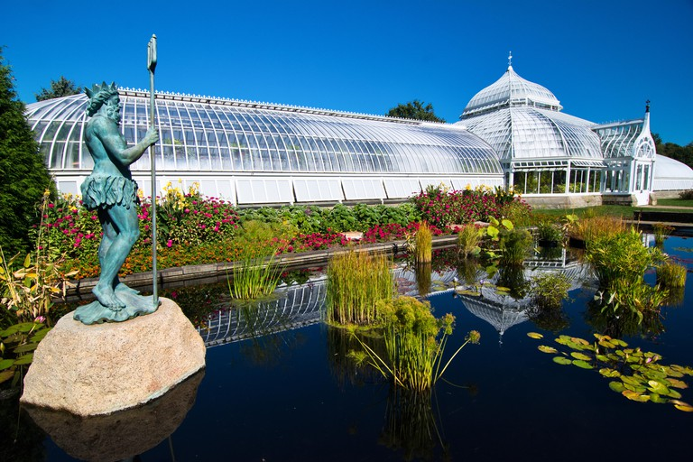 Phipps Conservatory and Botanical Gardens, Pittsburgh, Pennsylvania, USA