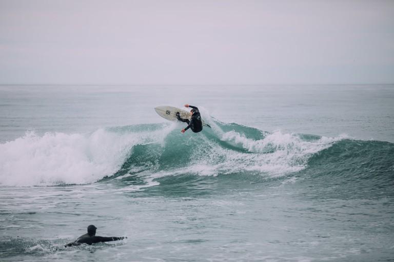 Kaikoura Surfing, New Zealand