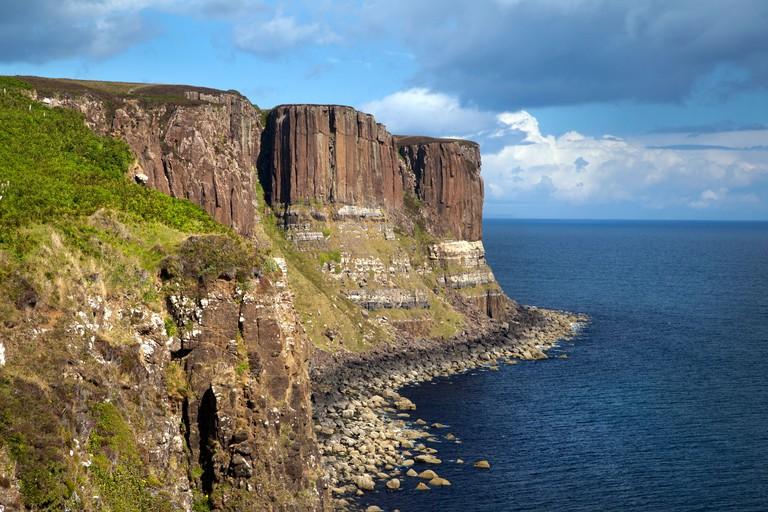Kilt RockIsle of SkyeScotlandUK