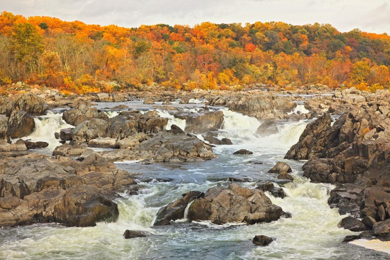 Great Falls, Great Falls National Park, Potomac River, Maryland