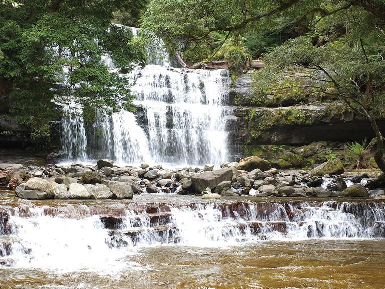 Great Short Walks - Liffey Forest Reserve. Liffey Falls, Tasmania. Photography: Masaaki Aihara via Tourism Tasmania.