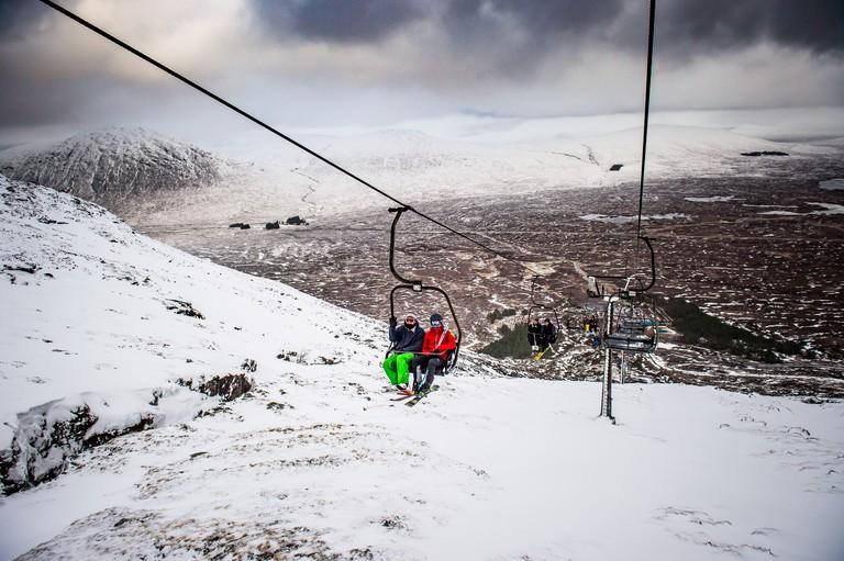 Glencoe Mountain Resort, Scotland