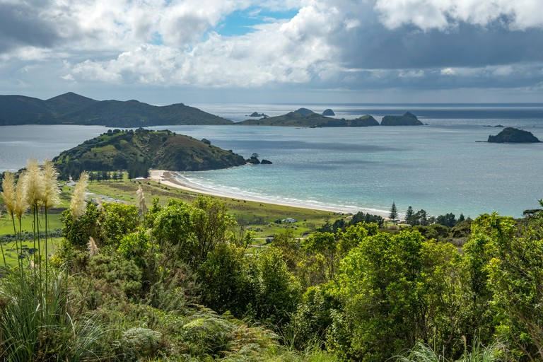 Matauri Bay, North Island, New Zealand