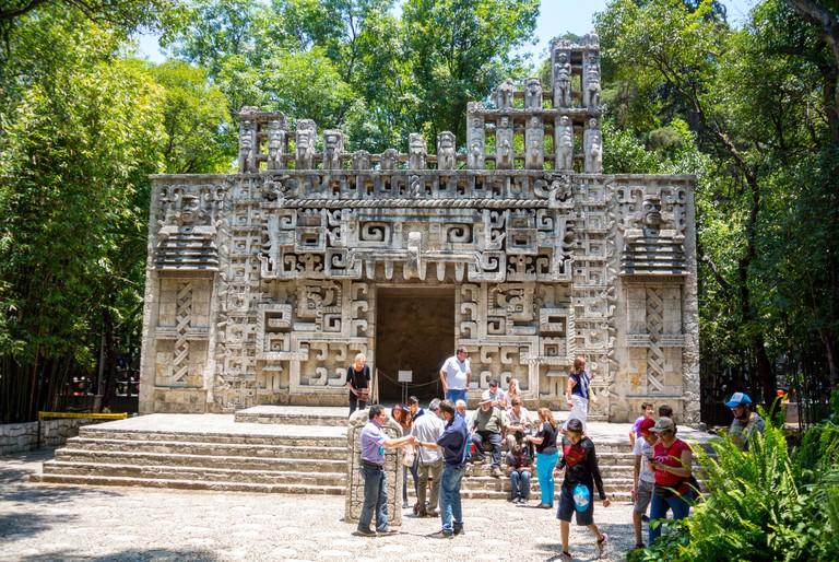 Museo Nacional de Antropologia Mexico City Mexico