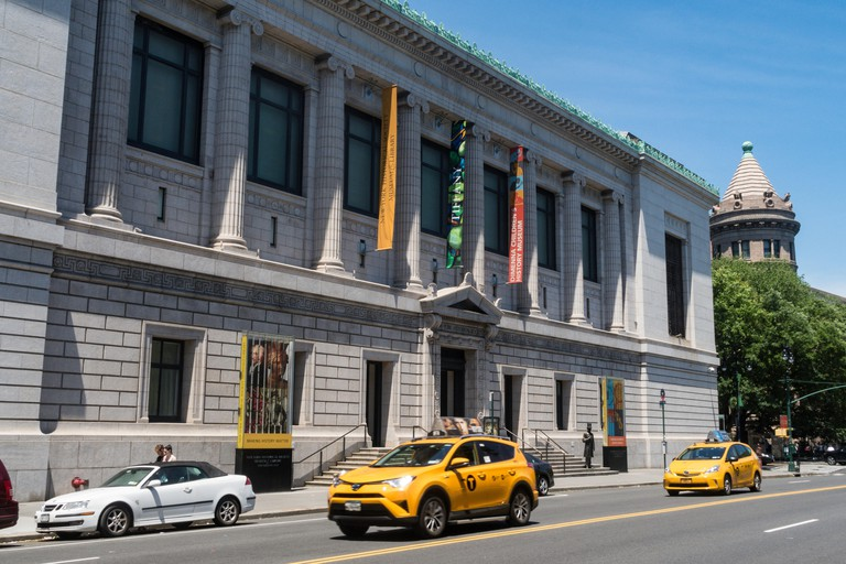 The New York Historical Society Museum & Library, NYC, USA