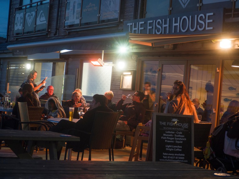 Fish house restaurant Newquay,Fish house restaurant Fistral Beach,Fish house restaurant Cornwall,