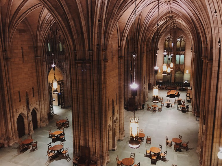 Cathedral of Learning in Pittsburgh Pensions