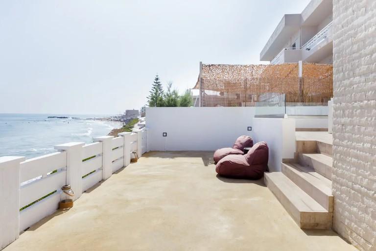 Seashell, an Elegant Seafront Villa, Crete