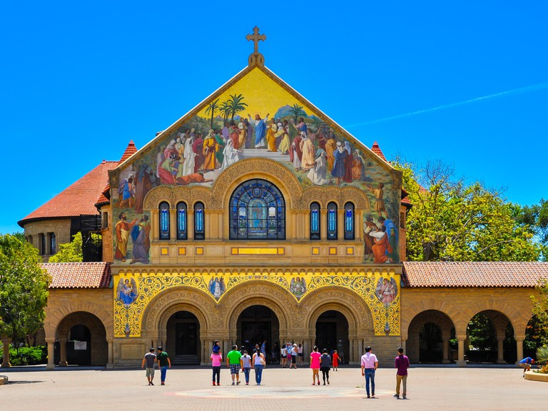 Stanford Memorial Church - Stanford University Campus, Palo Alto, California
