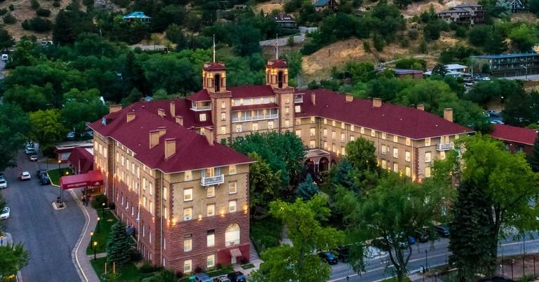 Glenwood-Springs-Hotels-Hotel-Colorado