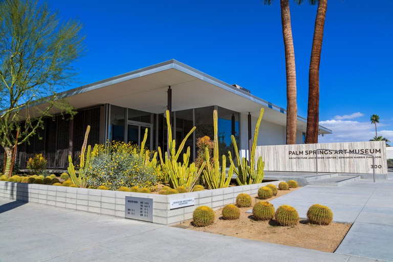 Palm Springs Art Museum, California, USA