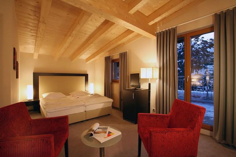 Banyan Hotel, St Anton, Austria