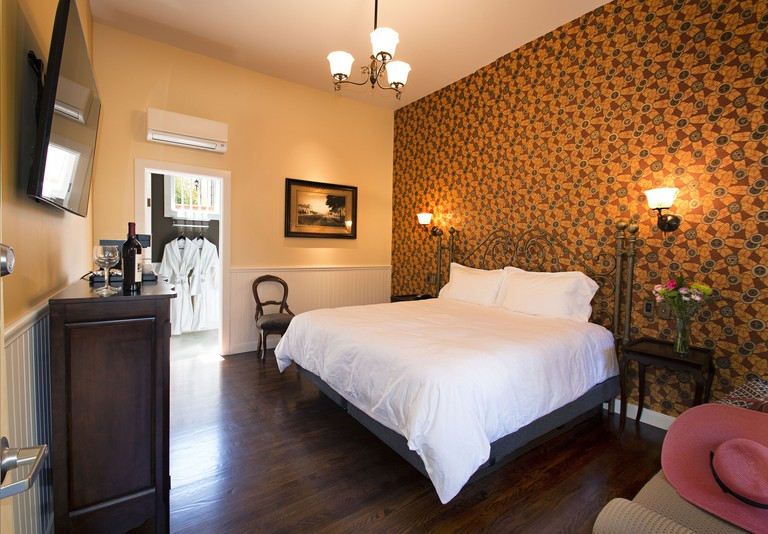 Brannan Cottage Inn, Napa Valley, California