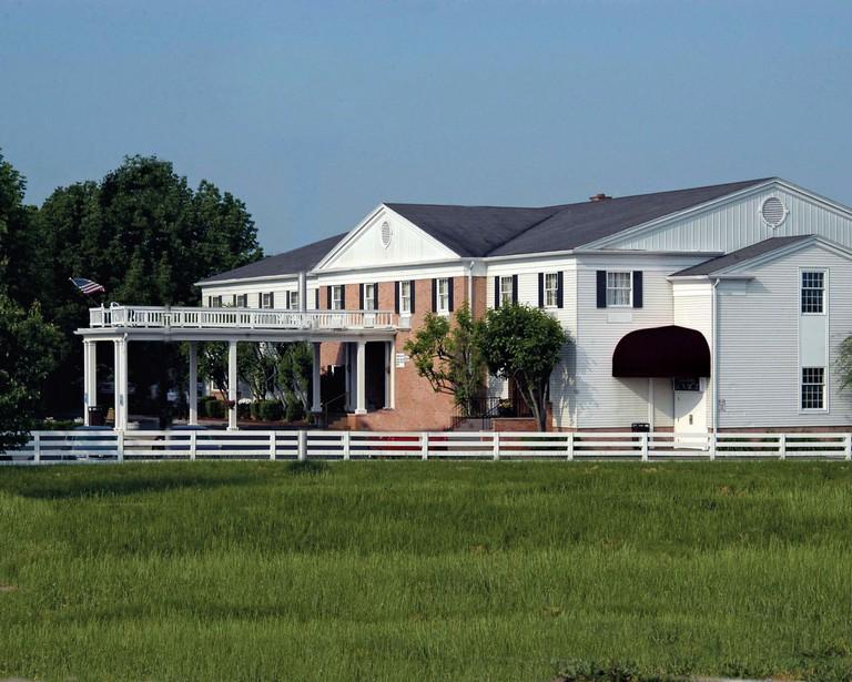 Breckinridge Inn, Louiseville, Kentucky