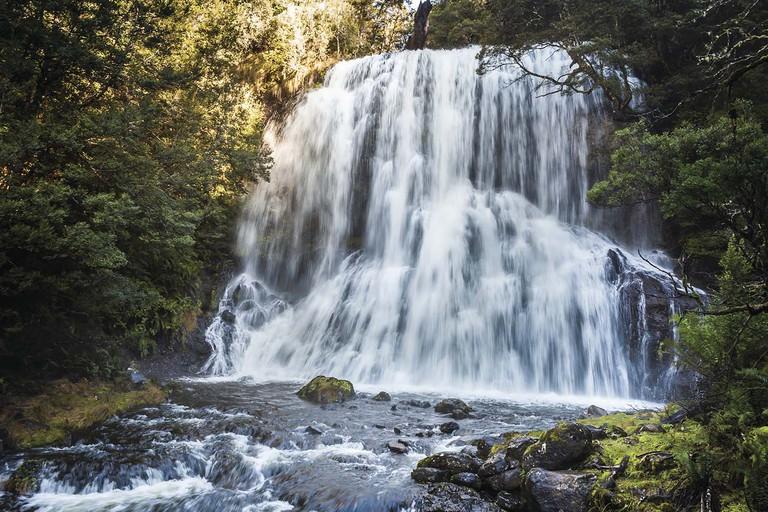 Bridal Veil Falls, Tasmania