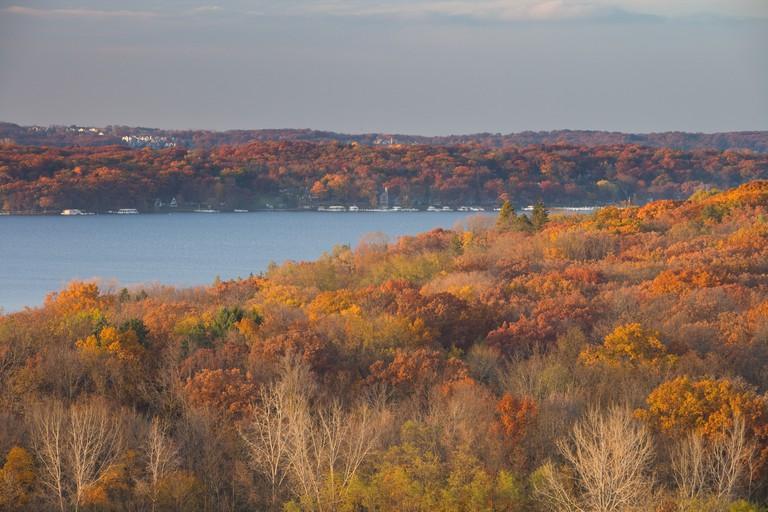 Geneva Lake, Lake Geneva, Wisconsin