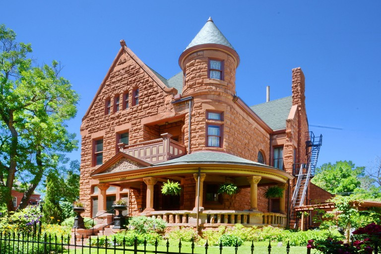 Capitol Hill Mansion