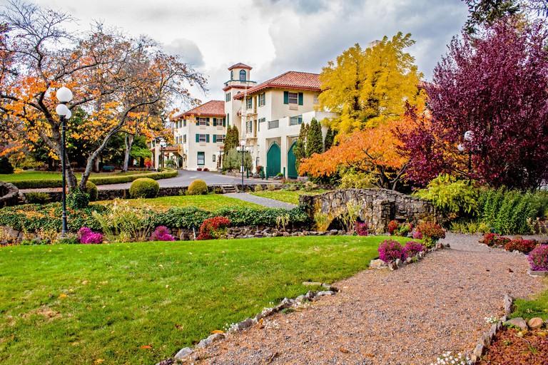 Columbia Gorge Hotel and Spa, Oregon