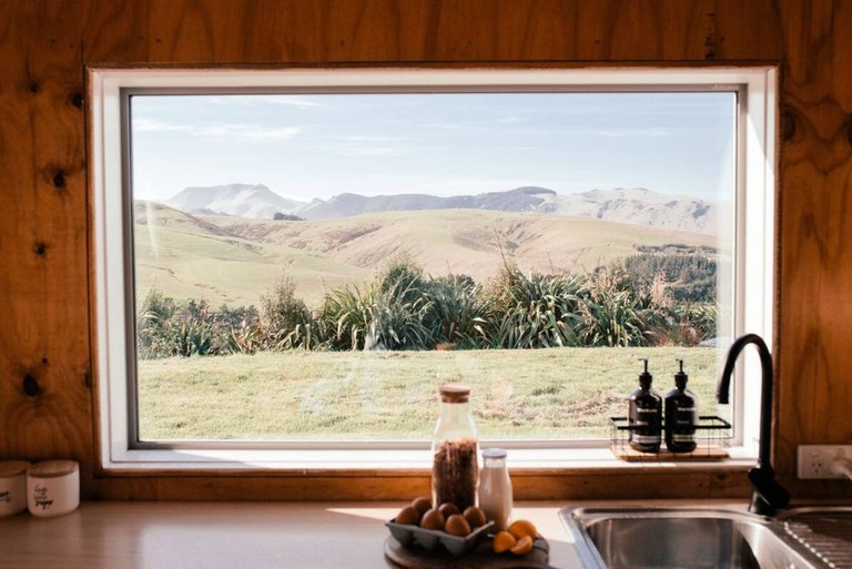 Country retreat with views - includes breakfast