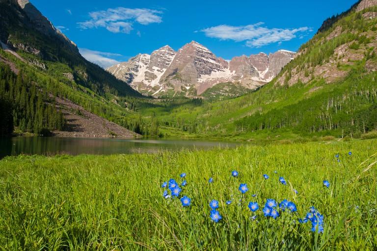Maroon Bells Aspen, Colorado