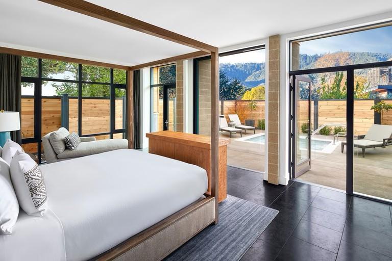 Bardessono Luxury Hotel, Napa Valley, California