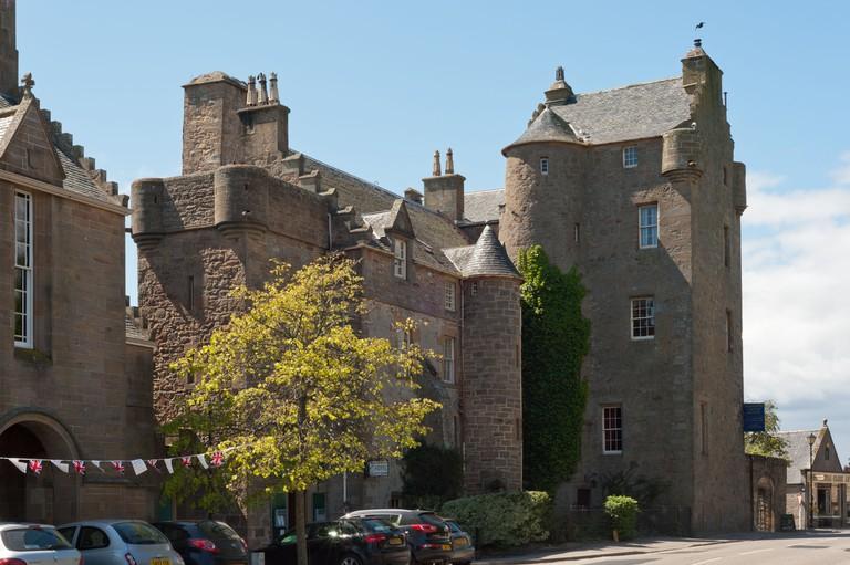 Dornoch Castle Hotel-Scotland.