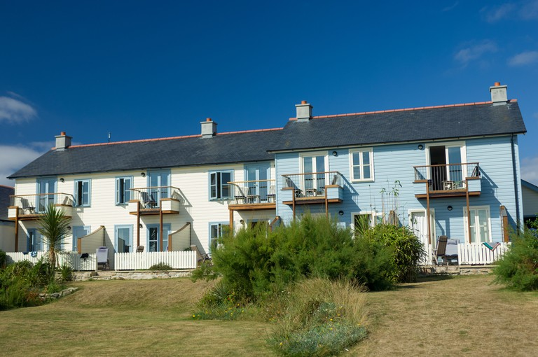 Hell Bay Hotel, Bryher Island, Isles of Scilly, Cornwall, England