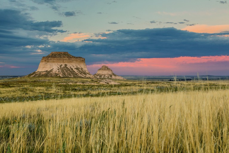 Grasses and Pawnee Buttes, Pawnee National Grassland