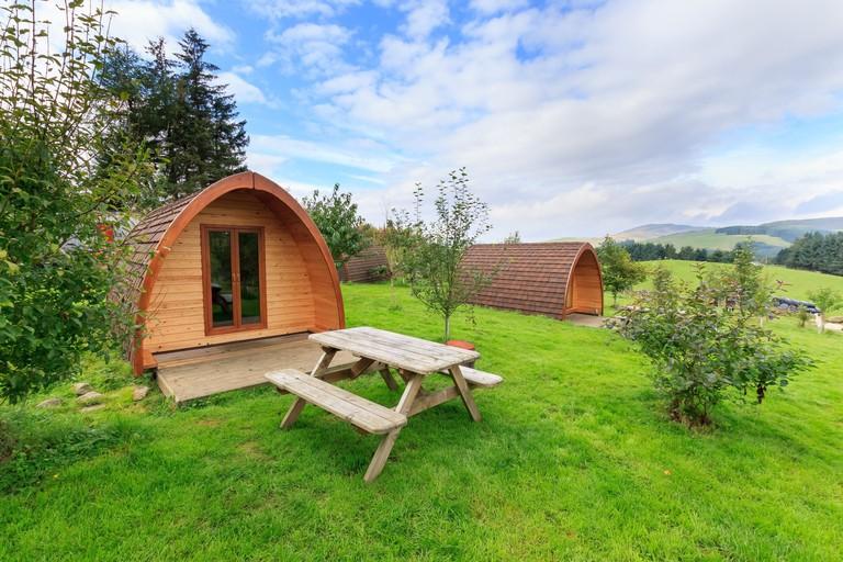Eco Camp Glenshee