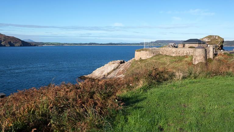Fort Dunree, Inishowen peninsula, Ireland