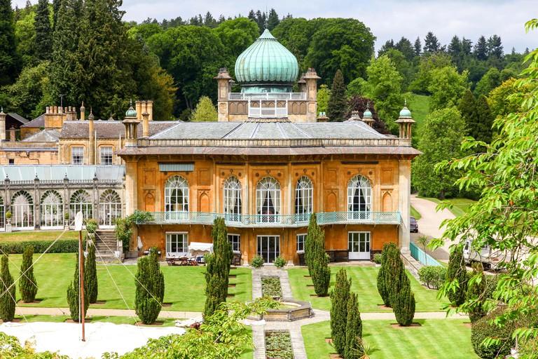 Sezincote House Gloucestershire England UK