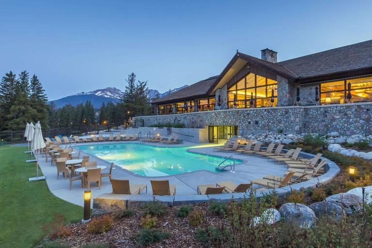 Fairmont Jasper Park Lodge, Jasper