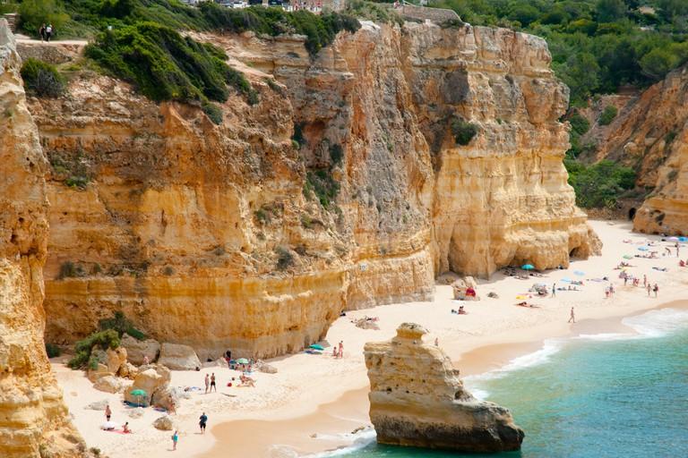 Praia da Marinha - Algarve Coast - Portugal