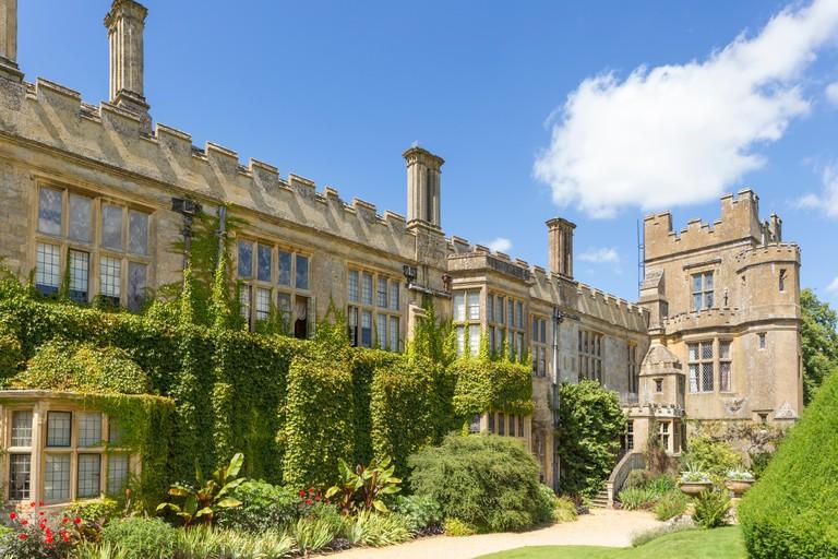 Sudeley Castle & Gardens, Gloucestershire, England, UK
