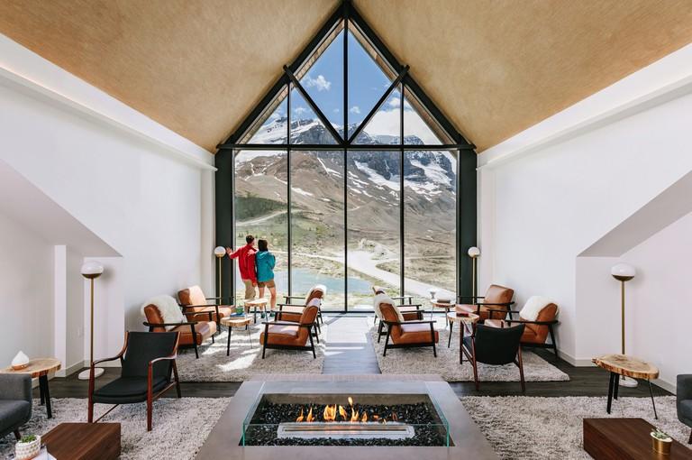 Glacier View Lodge, Jasper