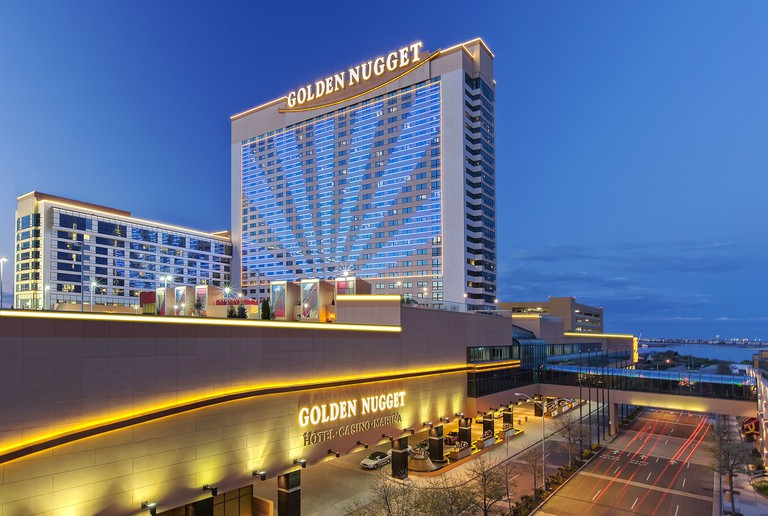 Golden Nugget Casino, Atlantic City