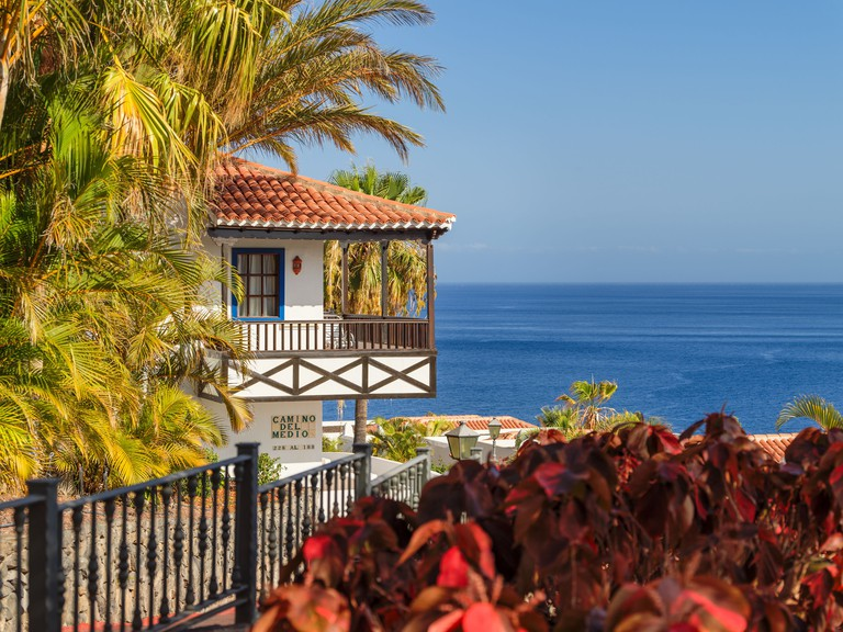 Hotel Jardín Tecina, Canary Islands