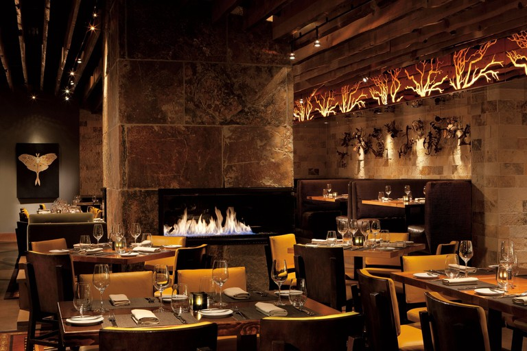 Manzanita Restaurant, The Ritz-Carlton, Lake Tahoe