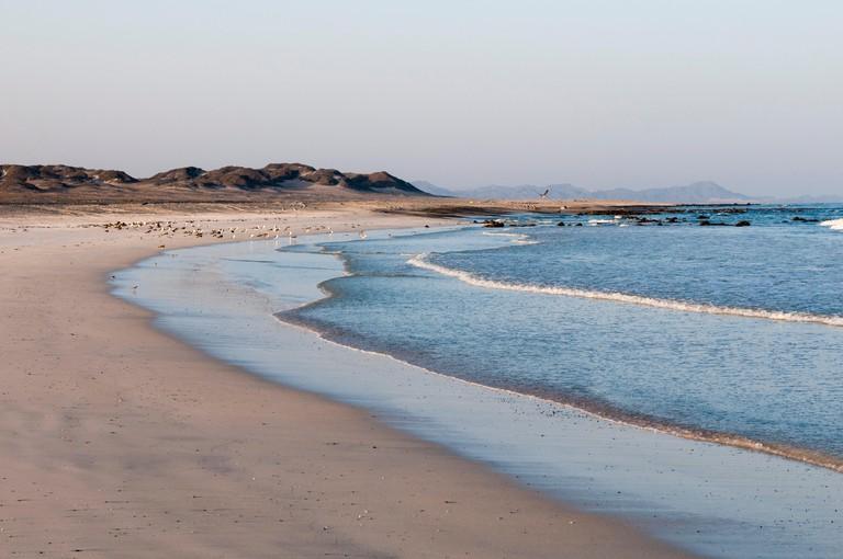 Masirah island, Oman, Middle East