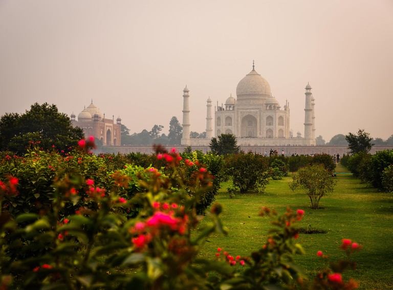 Mehtab Bagh, Agra, India